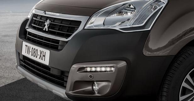 Peugeot Partner Tepee 2015 (officiel)
