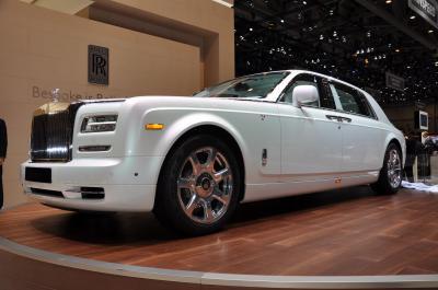 Rolls Royce Serenity