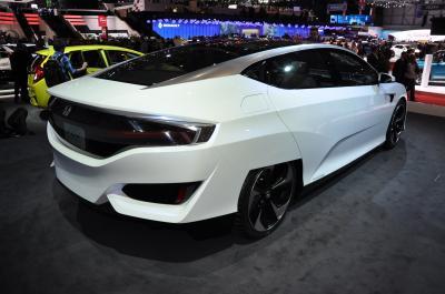 Honda FCV