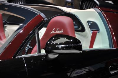 Bugatti 450 La Finale