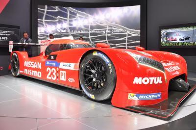 Nissan LMP1