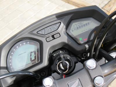 Essai Honda CB650 F