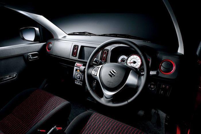 Suzuki Alto Turbo RS (officiel)