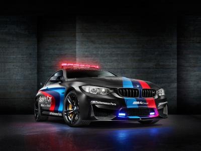 BMW M4 MotoGP Safety-Car