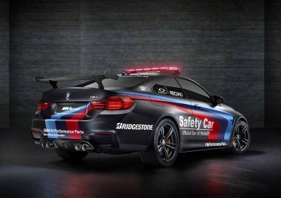 BMW M4 MotoGP Safety-Car