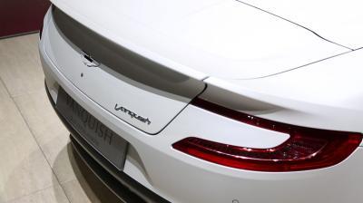 Vanquish Q by Aston Martin