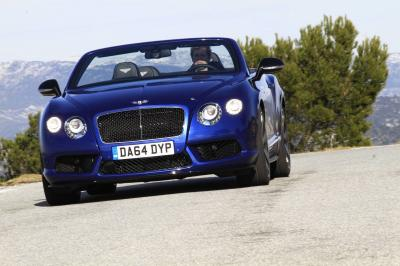 Bentley Continental GTC V8S Convertible