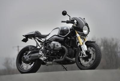 BMW R nine T : série limitée Café Racer par Boxer Design