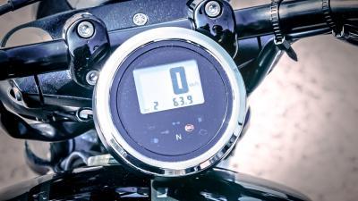 Essai Yamaha XV950