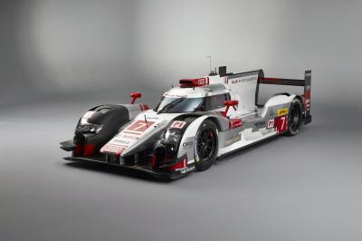 Audi R18 2015 (officiel)