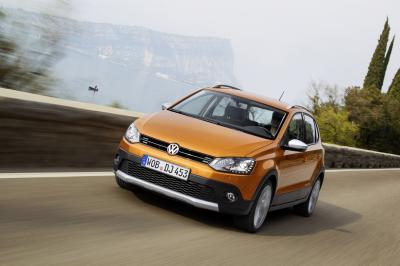Volkswagen Cross Polo (2015)