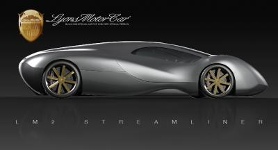 Lyons Motor Car LM2 Streamliner