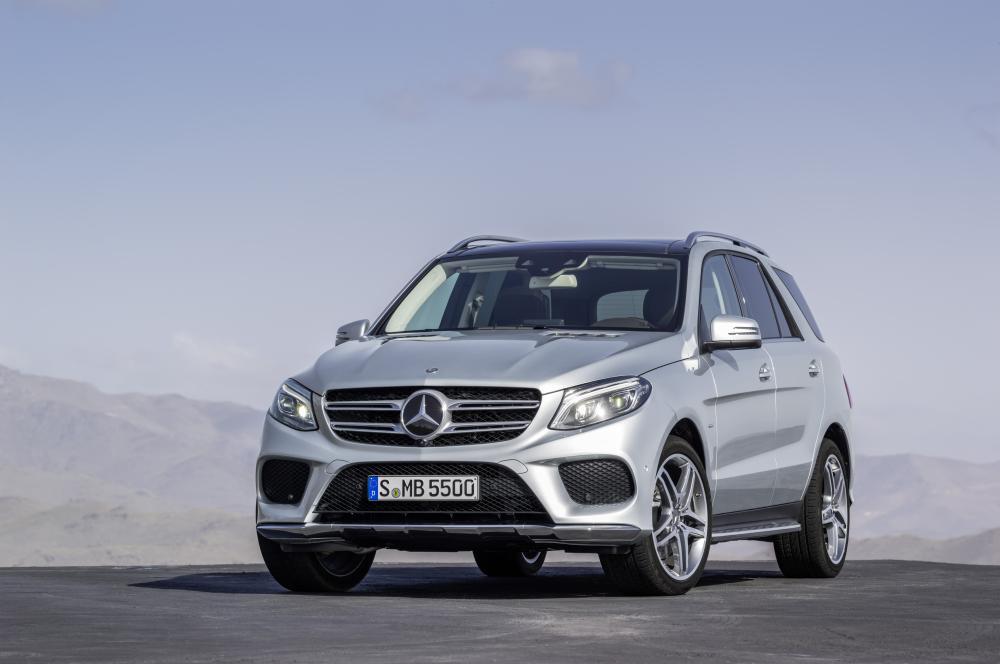 Mercedes GLE (2015)