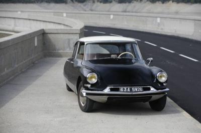 Les 60 ans de la Citroën DS