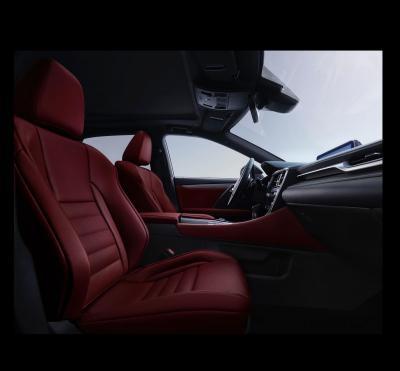 Lexus RX (Salon de New-York 2015)