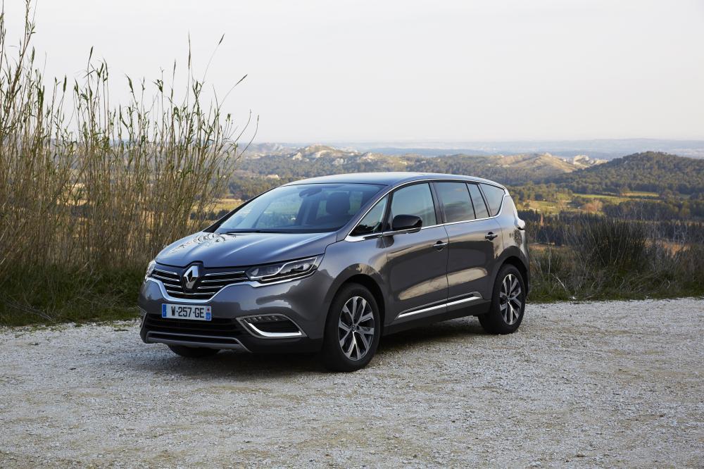 Renault Espace V 2015 (essai)