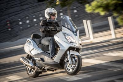 Essai Peugeot Satelis 2 400