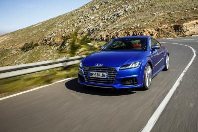 Audi TT-S 2015 (essai)