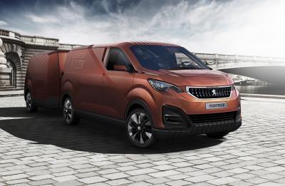 Peugeot Food-Truck (2015)