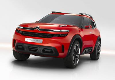Citroën AirCross Concept (Shangaï 2015)