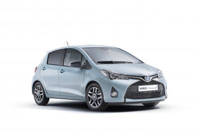 Toyota Yaris Cacharel 2015 (officiel)