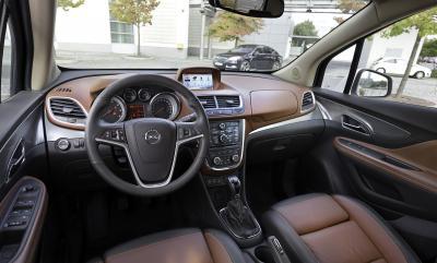 Opel Mokka 1.6 CDTI 136 ch (Essai - 2015)