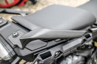 Essai Yamaha MT-09 Tracer