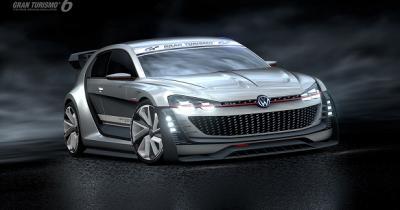 Volkswagen GTI Supersport Vision GT (officiel)