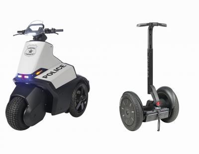Segway passe au 3-roues et au VAE pour 2015