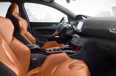 Peugeot 308 R Hybrid (officiel)
