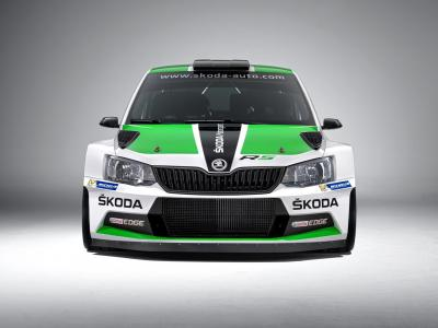 Skoda Fabia R5 (officiel)