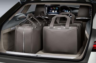 Audi Prologue Allroad Concept (officiel)