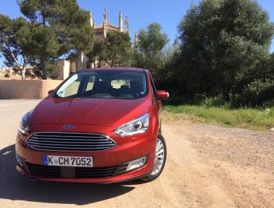 Ford C-Max 2015 (essai)
