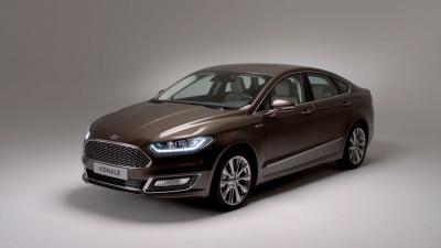 Ford Mondeo Vignale 2015 (officiel)