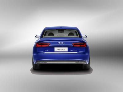 Audi A6 L e-tron (officiel)