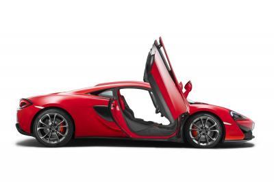 McLaren 540S (officiel)