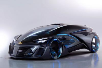 Chevrolet FNR concept (officiel)