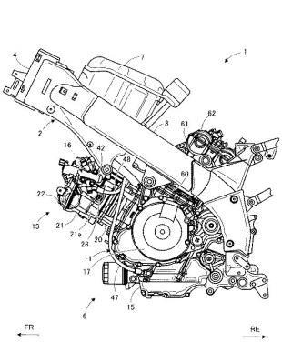 Une distribution variable sur la prochaine Suzuki V-Strom ?