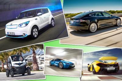 Ces 10 modèles vont vous faire aimer l'électrique