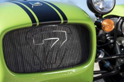 Caterham Seven 275 : nouveau cœur de gamme