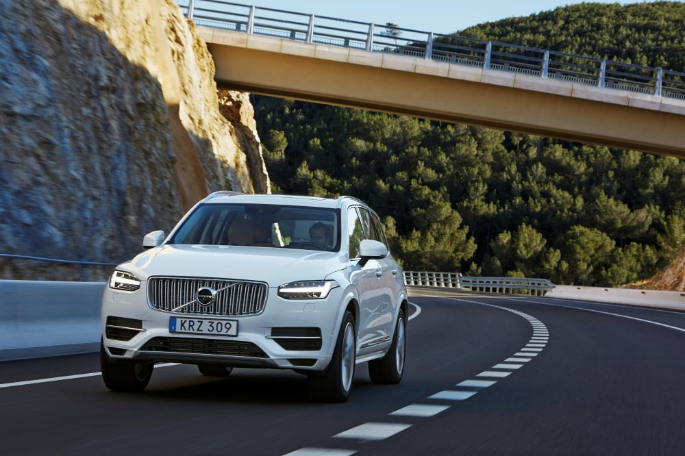 Volvo XC90 T8 Twin Engine (2015 - officiel)