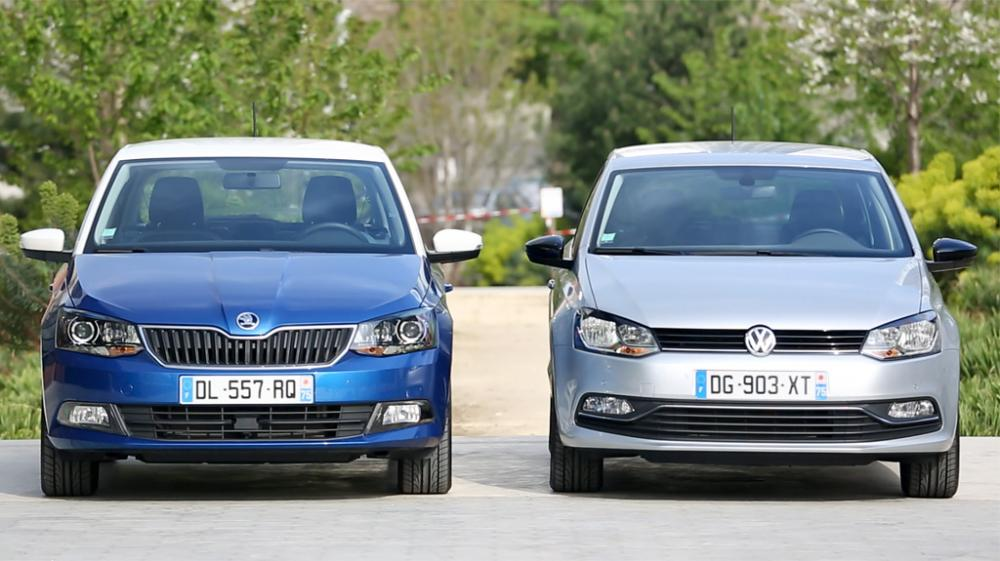 essai comparatif skoda fabia vs volkswagen polo et si la tch que d passait l 39 allemande. Black Bedroom Furniture Sets. Home Design Ideas