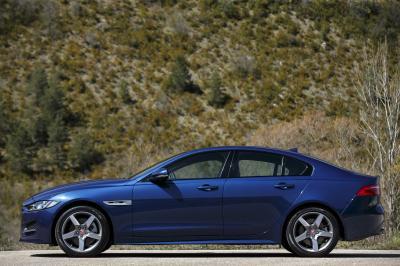 Jaguar XE (2015 - essai)