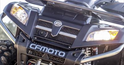 Essai CFMoto CForce 800S Black Edition