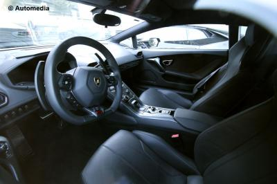 Lamborghini Huracan SV (mai 2015)