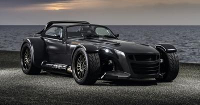 Donkervoort D8 GTO Edition Bare Naked Carbon