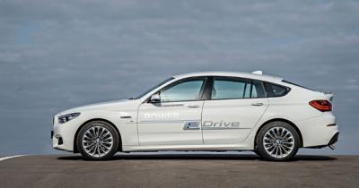 BMW série 5 GT power e-drive