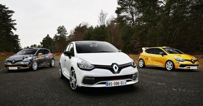 Renault Clio RS 200 EDC Trophy