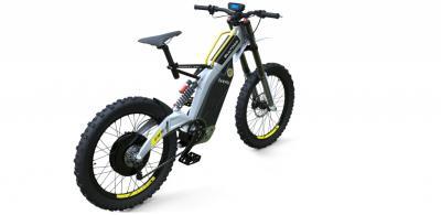 Bultaco de retour avec la moto vélo Brinco