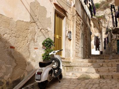 Voyage moto A. de Chassy : nouvelles destinations en Italie